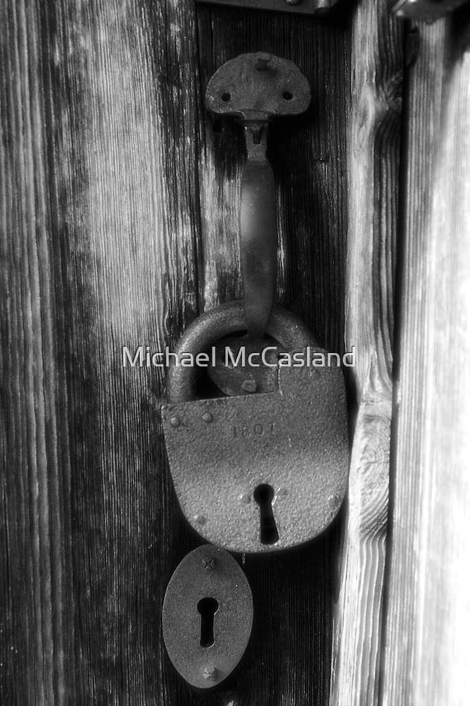 locked by Michael McCasland