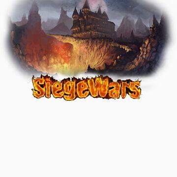 Siegewars tee by cpuman