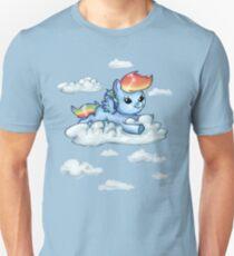 BabyDash Airlines Unisex T-Shirt
