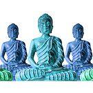 Five Buddhas by Cameron Limbrick