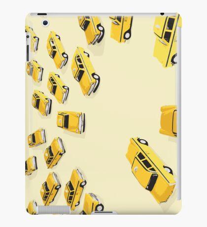 22 Yellow Taxis iPad Case/Skin