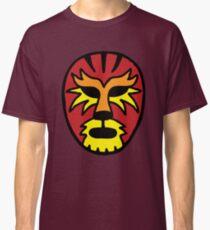 Tiger Wrestling Mask Classic T-Shirt