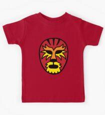 Tiger Wrestling Mask Kids Clothes