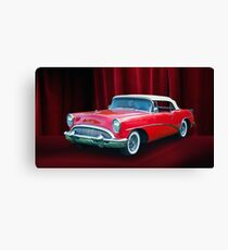 1954 Buick Skylark Convertible Canvas Print
