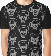 Skull rocker  Graphic T-Shirt