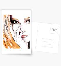 SNSD- Jessica Postcards
