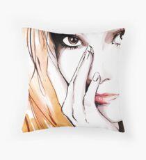 SNSD- Jessica Throw Pillow