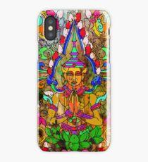 Cambodian Buddha iPhone Case