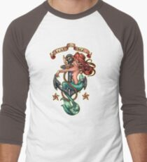 Lost At Sea Men's Baseball ¾ T-Shirt