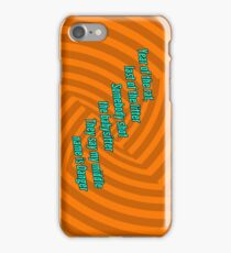 Baby Eyes - Green Day iPod / iPhone Case iPhone Case/Skin