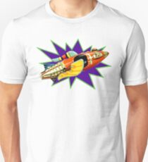 Buck Rogers Ship Unisex T-Shirt