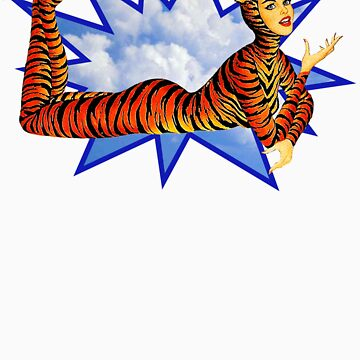 Lady Tiger de sashakeen