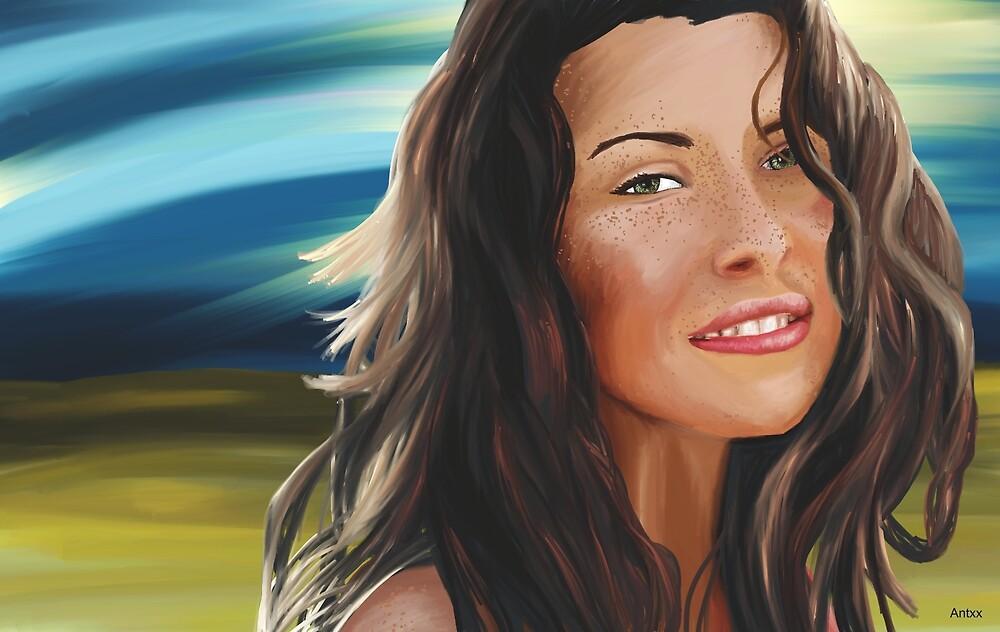 Evangeline Lilly by komaro