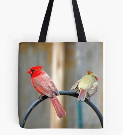 Mister and Missus Tote Bag