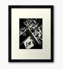 Soho, N.Y.C Framed Print