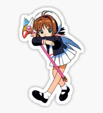 Sakura Kinomoto Sticker