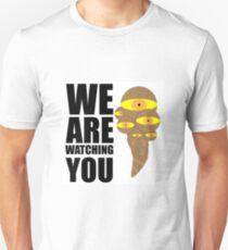 Dota2 wards We are watching you Unisex T-Shirt