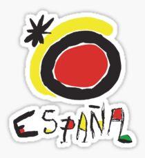 Spain - España  Sticker