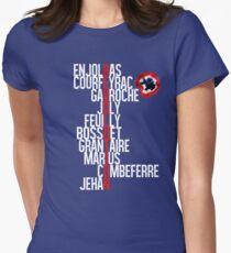 Barricade Boys Women's Fitted T-Shirt