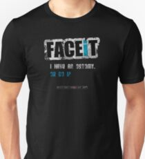 FACEiT - Ostomy Unisex T-Shirt