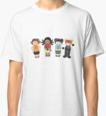 Adventure Girls Classic T-Shirt