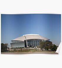 Dallas Cowboys Stadium Poster