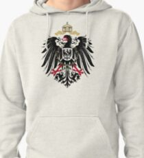 Coat of Arms of the German Empire (1889-1918) Pullover Hoodie