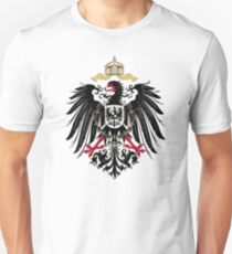 Coat of Arms of the German Empire (1889-1918) Unisex T-Shirt