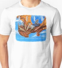 Imagination Take Flight Unisex T-Shirt