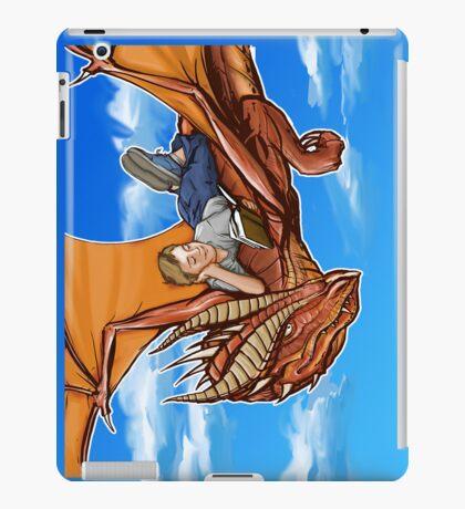 Imagination Take Flight iPad Case/Skin
