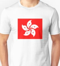 Flag of Hong Kong T-Shirt