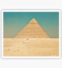 Pyramid of Giza Sticker