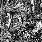 Fungal Fruits by Matthew Sergison-Main