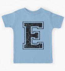 E - the Letter Kids Tee