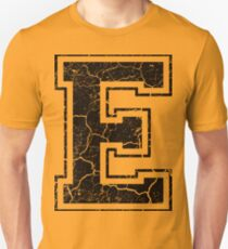 E - the Letter T-Shirt