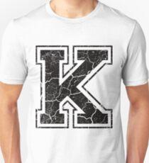 K - the Letter Unisex T-Shirt