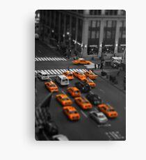 Taxi!!! Canvas Print