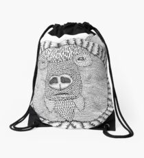 Glance Drawstring Bag