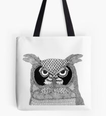 Give a Hoot Tote Bag
