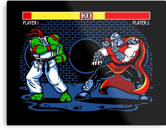 Sewer Fighter by harebrained