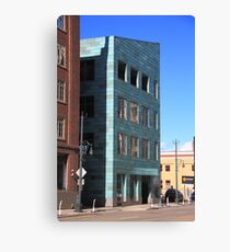 Denver Historic Building Canvas Print
