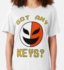 Got Any Keys? Slim Fit T-Shirt