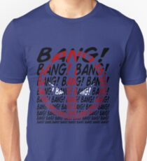 BANG! Slim Fit T-Shirt