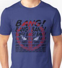 BANG! Slim Fit T-Shirt