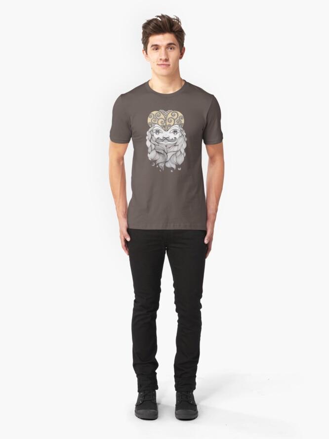 Alternate view of Swashbuckler Slim Fit T-Shirt