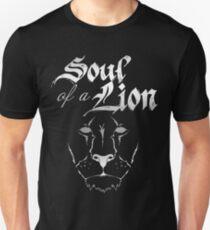 Soul of a Lion Unisex T-Shirt