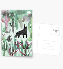 The Desert Postkarten