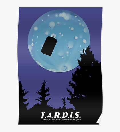 T.A.R.D.I.S. Poster