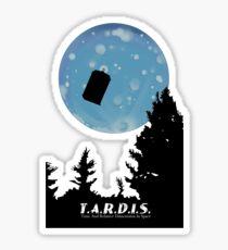 T.A.R.D.I.S. Sticker