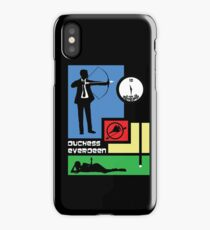 The Archer Games iPhone Case